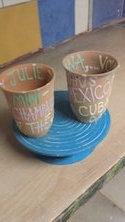 Photos de poteries,tableaux et modelages